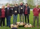 1. Turnier des Bogensportvereins Nickelsdorf am 27.04.2019